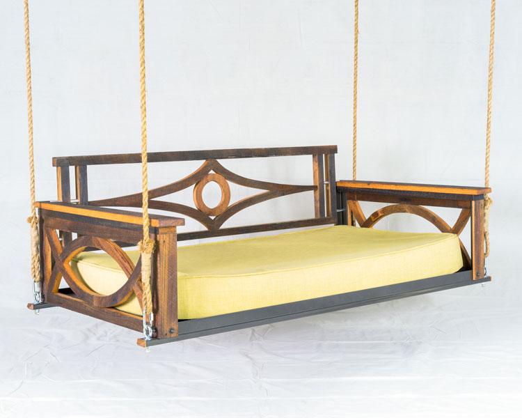 Dondolo da giardino dal design moderno n.20