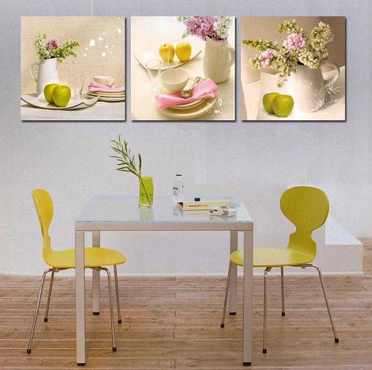 50 quadri moderni per cucina stampe su tela componibili for Paneles acrilicos para frentes de cocina
