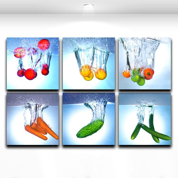 Quadro per cucina moderno e componibile n.50