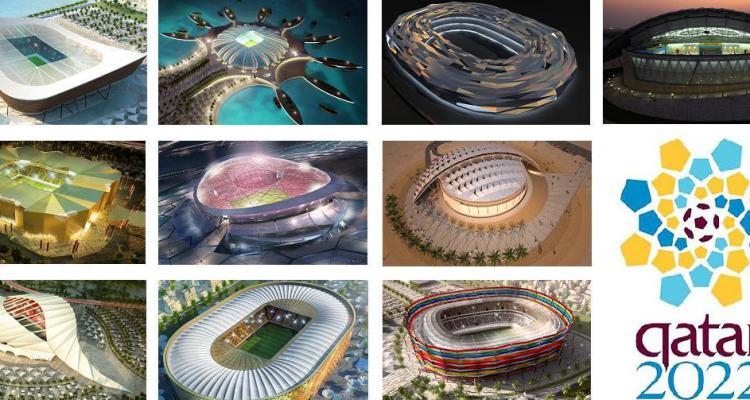 Stadi Qatar 2022 Immagini Progetti : Gli stadi di qatar ecco le immagini dei progetti
