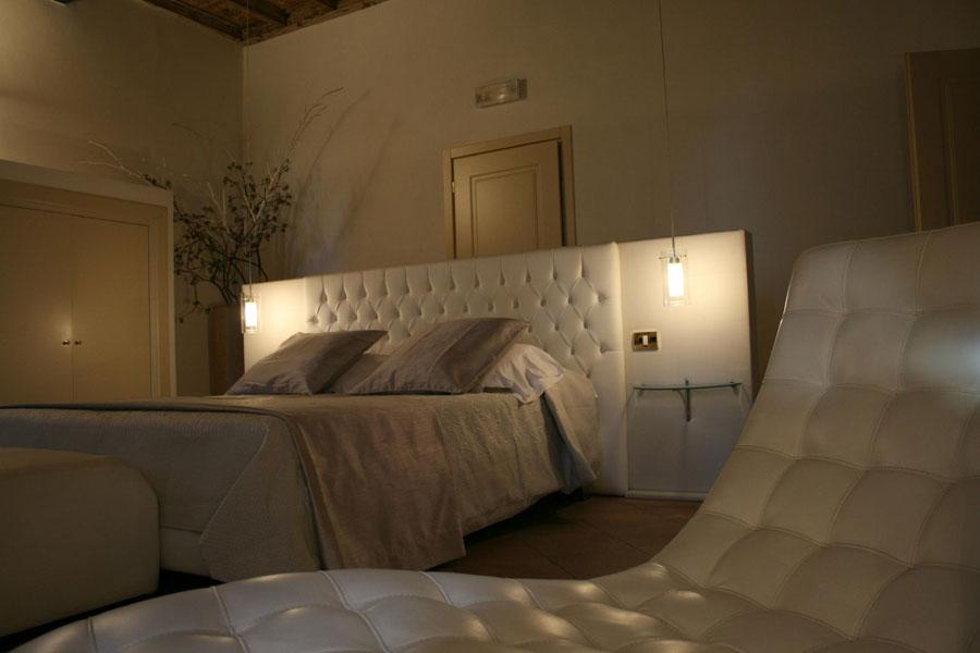 Camera dell'hotel Residenza La Villa a Mantova