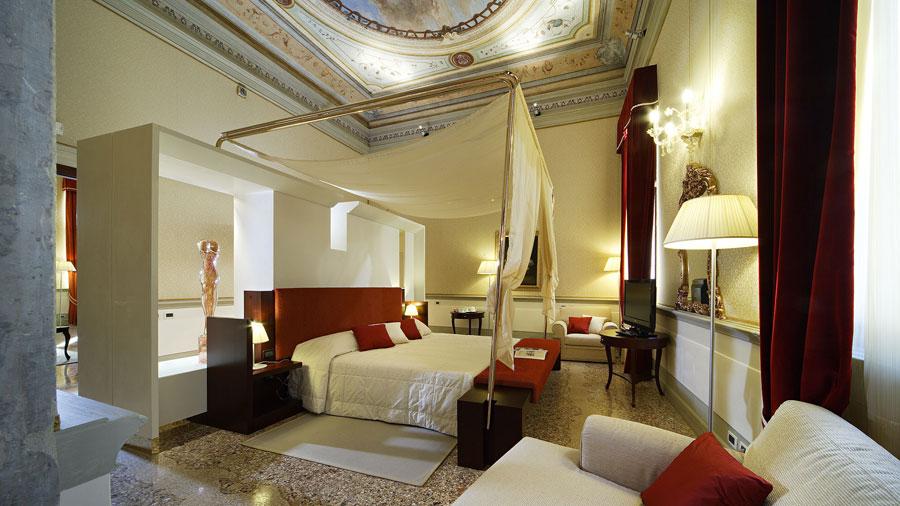 Camera del Ruzzini Palace Hotel a Venezia