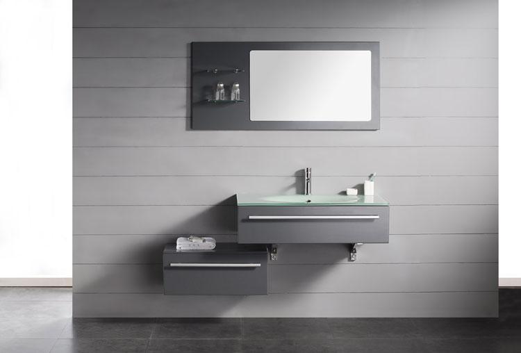 Specchio per bagno dal design moderno n.25