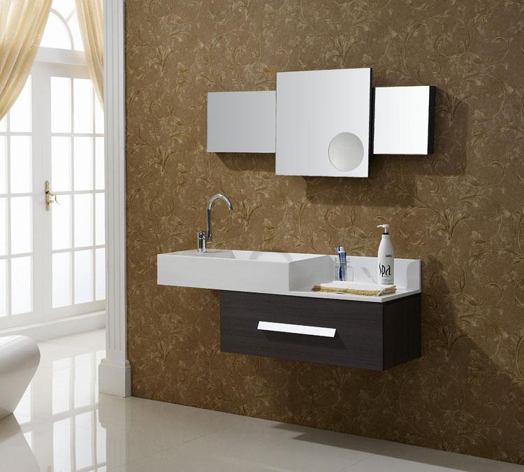 Specchio per bagno dal design moderno n.27