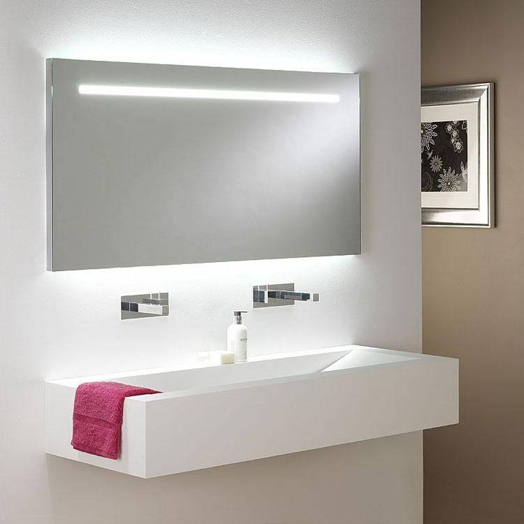 Specchio per bagno dal design moderno n.32