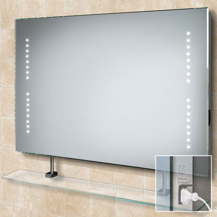 Specchio per bagno dal design moderno n.34
