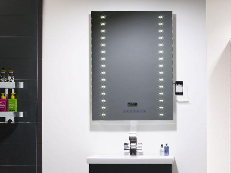 Specchio per bagno dal design moderno n.36