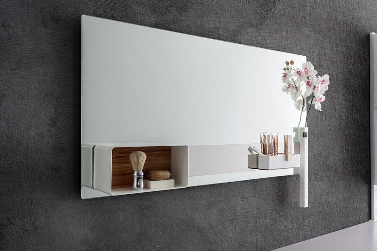 Specchio per bagno dal design moderno n.40