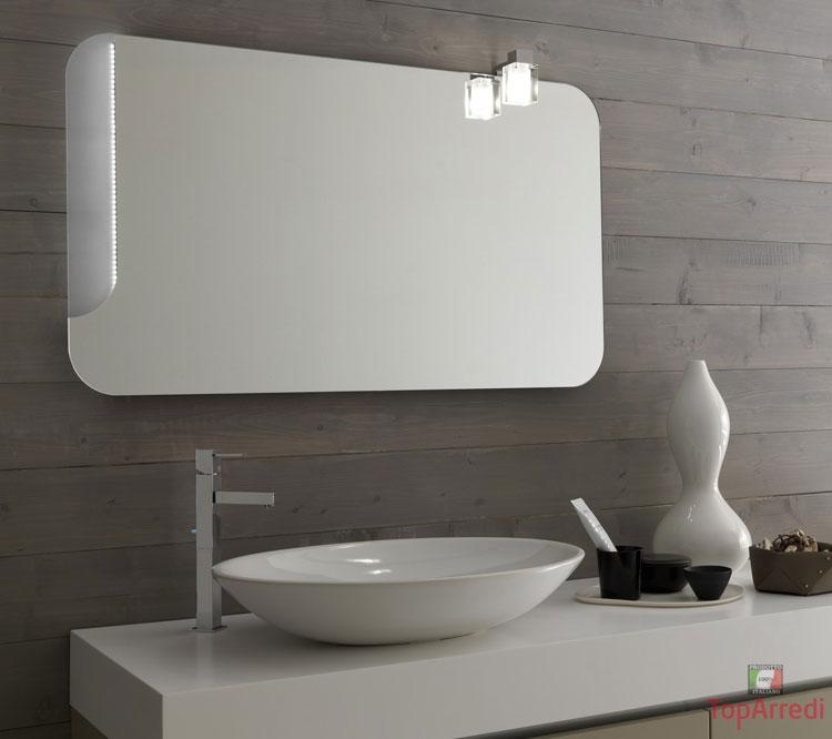 Specchio per bagno dal design moderno n.41
