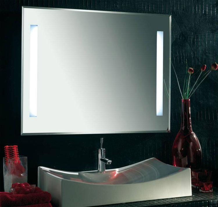 Specchio per bagno dal design moderno n.48