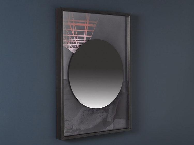 Specchio per bagno dal design moderno n.51