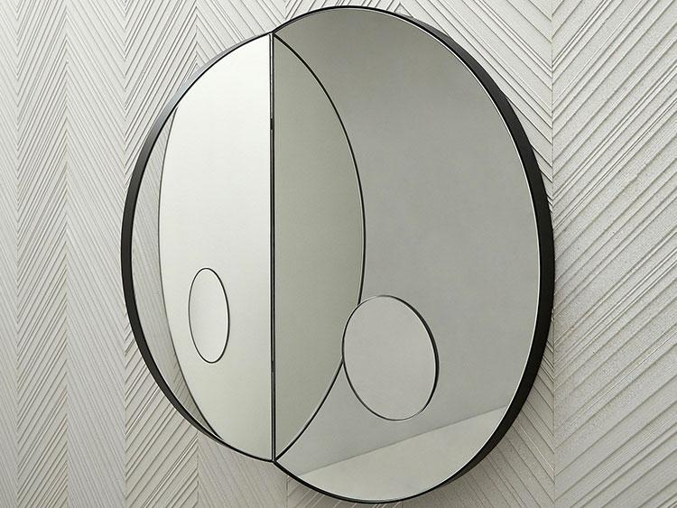 Specchio per bagno dal design moderno n.52
