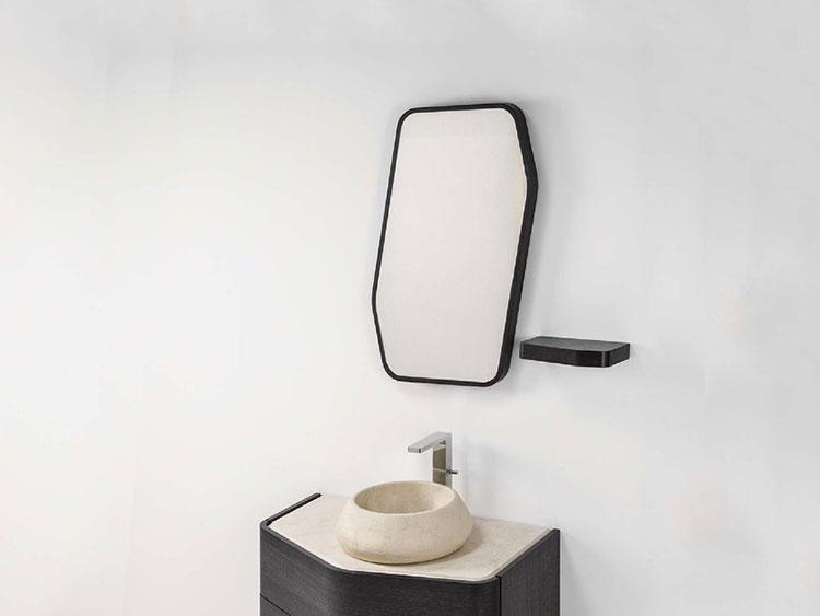 Specchio per bagno dal design moderno n.57