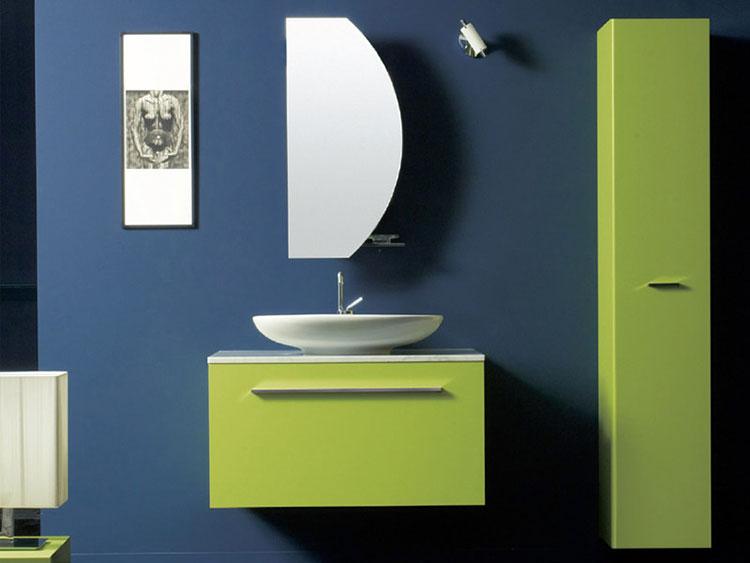Specchio per bagno dal design moderno n.58