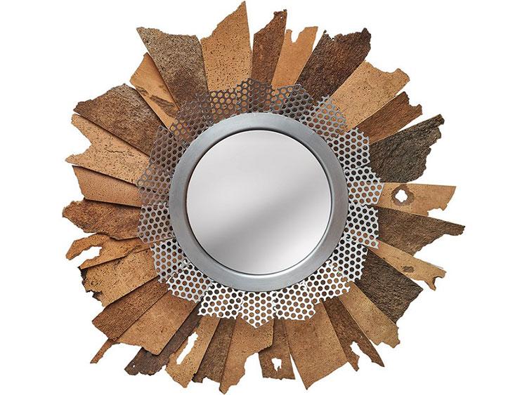 Specchio per bagno dal design moderno n.59