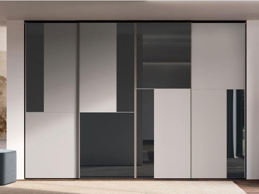Modello di armadio con ante scorrevoli di Febal Casa n.02