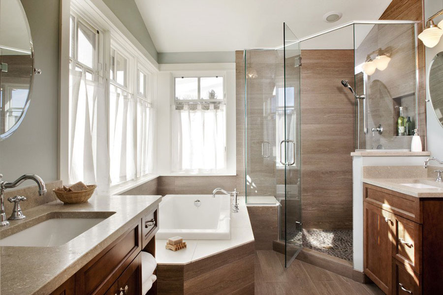 15 foto di bellissimi bagni con arredo tra classico e for Looking for bathroom designs