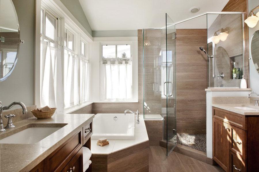 Bagni Piccoli Bellissimi : Foto di bellissimi bagni con arredo tra classico e moderno