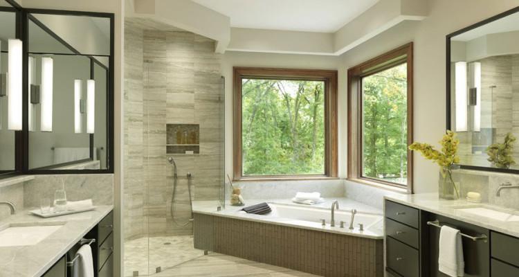 15 foto di bellissimi bagni con arredo tra classico e