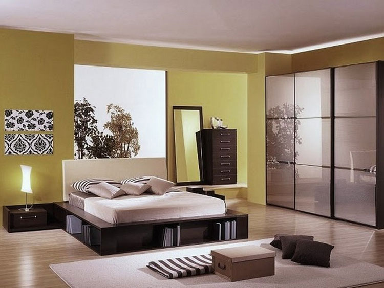 40 stupende camere da letto con design zen asiatico for Camera letto orientale