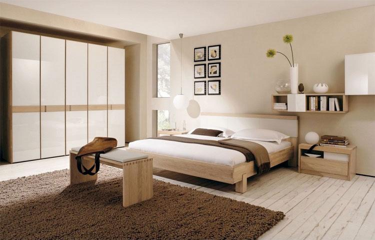 Camere Da Letto Stile Orientale : Stupende camere da letto con design zen asiatico mondodesign