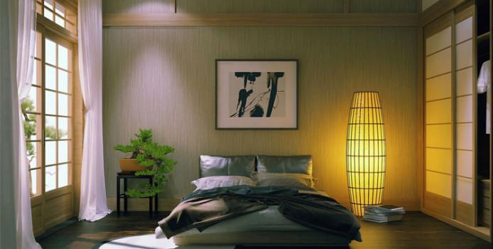 40 Stupende Camere da Letto con Design Zen-Asiatico