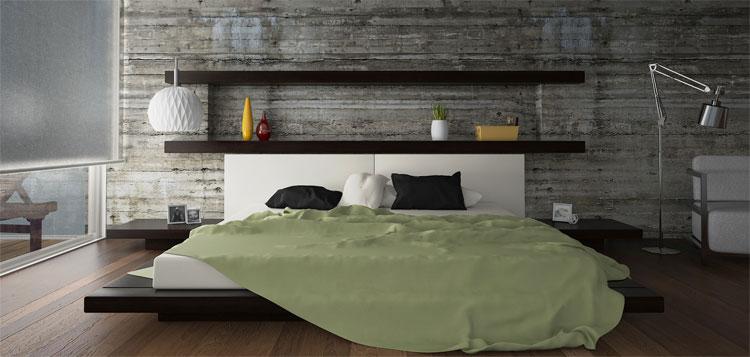 50 Stupende Camere da Letto con Design Zen-Asiatico ...