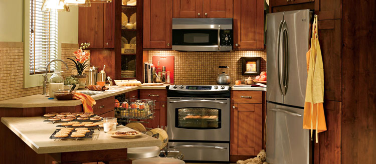 Cucina compatta e funzionale n.07