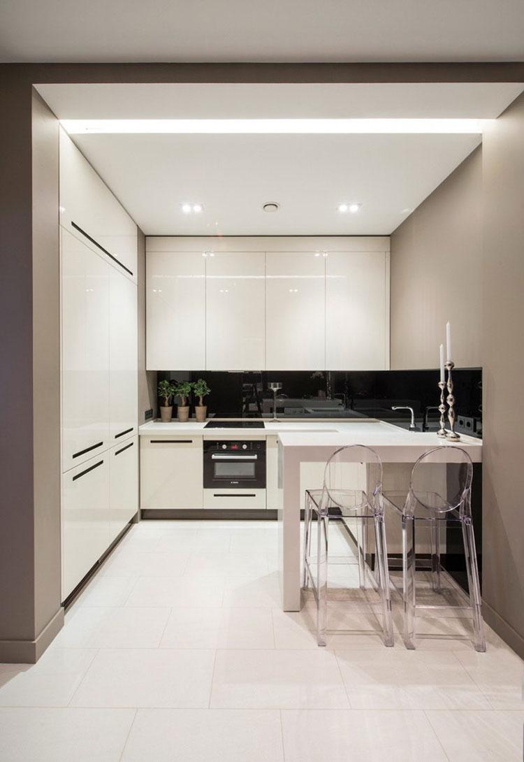 30 piccole cucine funzionali e adorabili per idee di for Kare arredamento