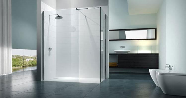 55 modelli di bellissime docce moderne for Immagini design