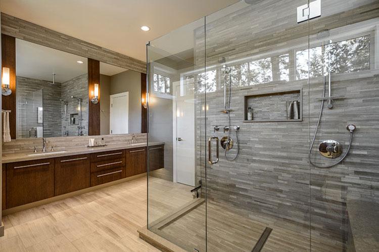 40 foto di bellissime docce moderne for Placa duchas modernas