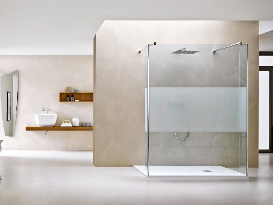 Modello di doccia moderna Arblu 2