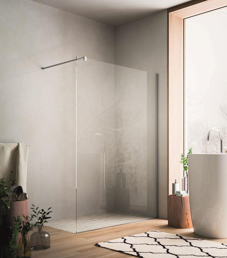 Modello di doccia moderna Glass 1989 2