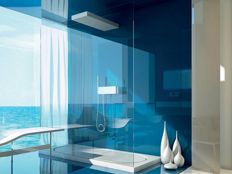 Modello di doccia moderna Moma Design