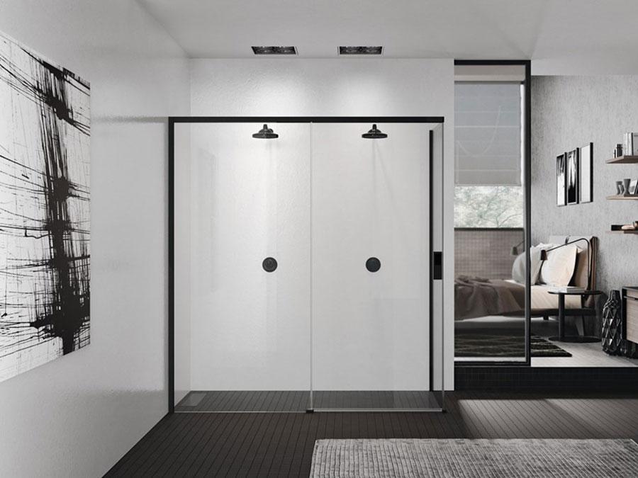Modello di doccia moderna N3vellini 3