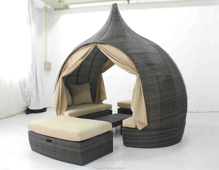 60 mobili da giardino in rattan che ti accorgerai di for Mobili da giardino in offerta