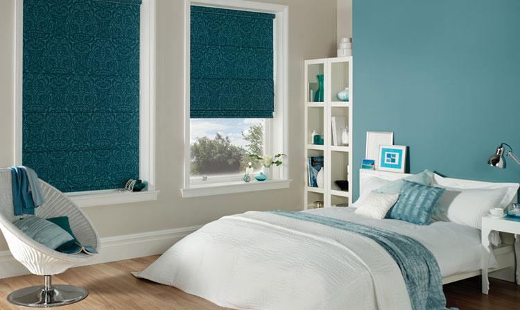50 modelli di tende a pacchetto moderne per interni - Tende a pannello ikea camera da letto ...