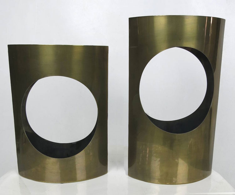 Vaso moderno dal design particolare n.06
