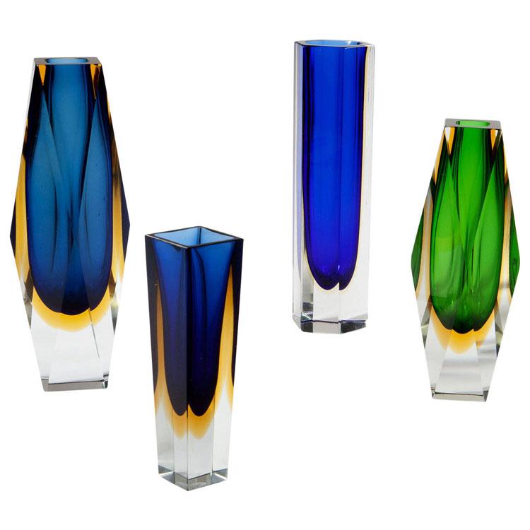 Vaso moderno dal design particolare n.19