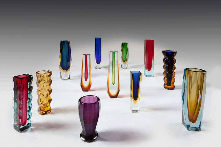 Vaso moderno dal design particolare n.20