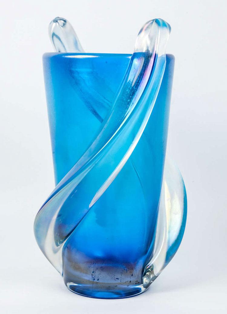 Vaso moderno dal design particolare n.21