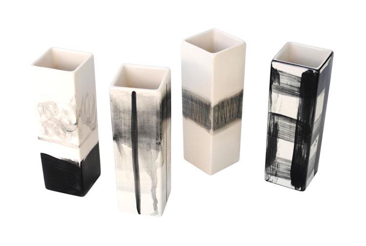 Vaso moderno dal design particolare n.28