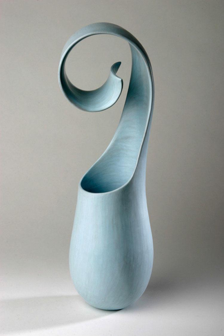 Vaso moderno dal design particolare n.30