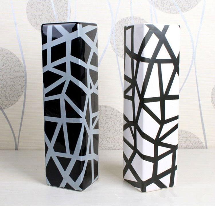 Vaso moderno dal design particolare n.32