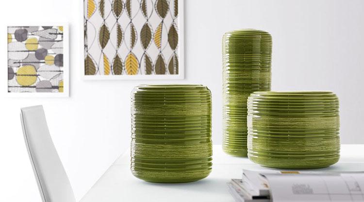 Vaso moderno dal design particolare n.36