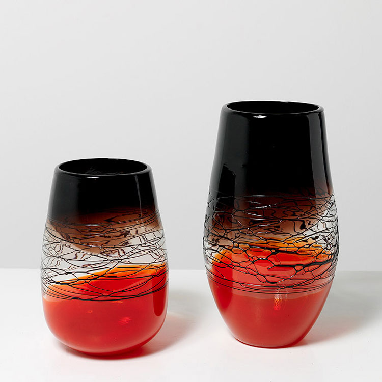 Vaso moderno dal design particolare n.38