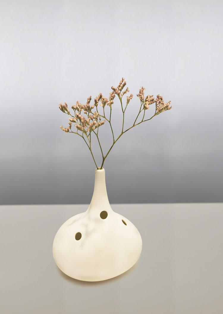 Vaso moderno dal design particolare n.42