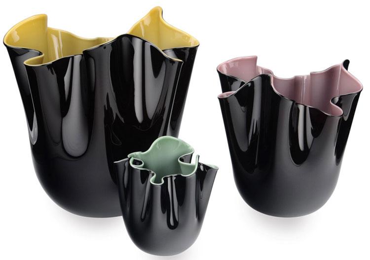 Vaso moderno dal design particolare n.45