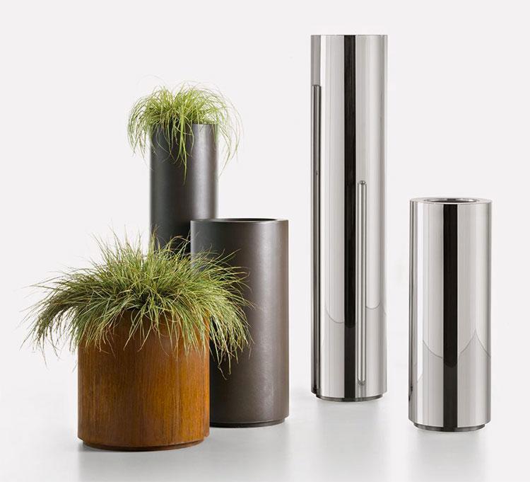 Vaso moderno dal design particolare n.54