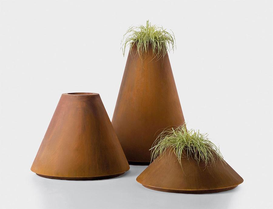 Vaso moderno dal design particolare n.55